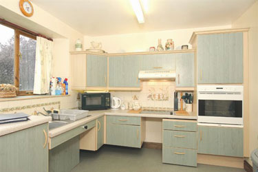 Kitchen, Double-Gate Farm, Godney, Somerset