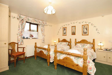 Twin Bed, Double-Gate Farm, Godney, Somerset