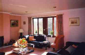 Lounge, Old Orchard House, Street, Somerset