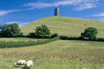 Glastonbury Tor, Glastonbury, Somerset
