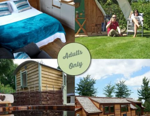 Old Oak Touring, Camping & Glamping